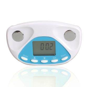 Harga Digital LCD Body Fat Analyzer Health Monitor BMI Meter Tester Calculator