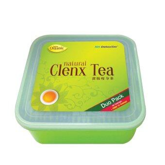 Harga NH Natural Clenx Tea Duo Pack 40's + 10's