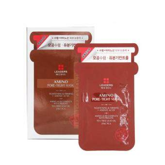 Harga Leaders - Mediu Amino Pore-Tight Mask (Box)
