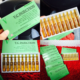 Harga VITAMIN C INJECTION