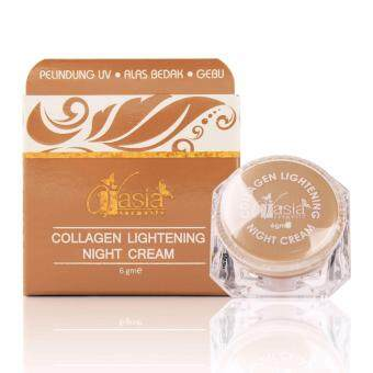 Harga V Asia Collagen Lightening Night Cream
