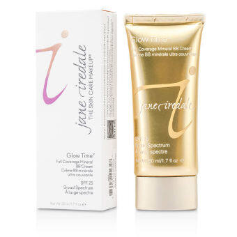 Harga Jane Iredale Glow Time Full Coverage Mineral BB Cream SPF 25 - BB5 50ml
