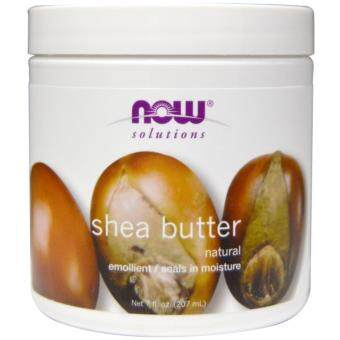 Harga NOW, Solutions, Shea Butter 207ml
