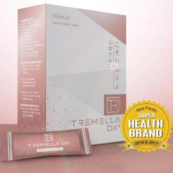Harga Tremella Dx + JAPAN EnzyMe Nite Drink 日本排毒瘦身酵素-升级版16 Sachets x 20gm x 2Boxes