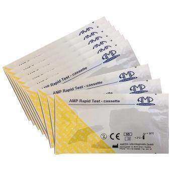 Harga AMP Rapid Test H. Pylori (10 cassettes) - Made in Europe