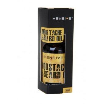 Harga Mensive Moustache & Beard Oil (Mbo) Serum