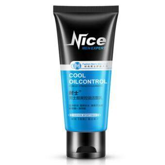 Harga NICE Fashion Men's Oil Control Cleanser 100g