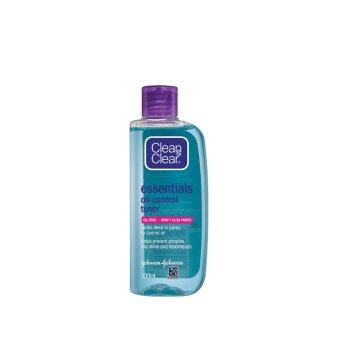 Harga CLEAN & CLEAR Oil Control Toner 100ml