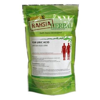 Harga Herbal Solution 'Herbs for Uric Acid' by Rahsia Herbal