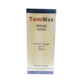 Harga TomiMax NANO SILVER Solution 250ml