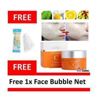 Harga ( ISALES ) Beauty buffet Vitamin C Cream Bright and White (30ml)