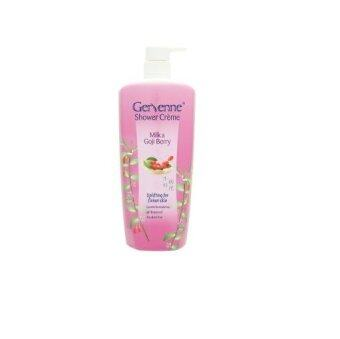 Harga Gervenne Milk & Goji Berry Shower Creme 950g