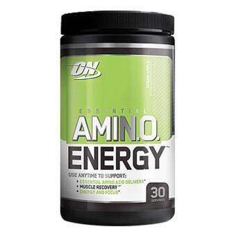 Harga Optimum Nutrition Essential Amino Energy, Green Apple, 30 Servings