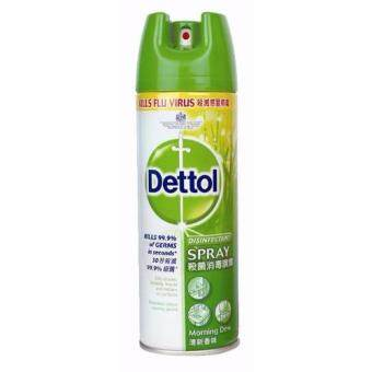 Harga DETTOL DISINFECTANT SPRAY 450ML (KILL BACTERIA)