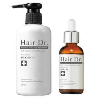 Harga Hair Dr. Follicle Shampoo + Serum Combo Set