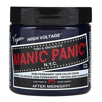 Harga [MANIC PANIC] AFTER MIDNIGHT / SEMI-PERMANENT HAIR COLOR CREAM / HAIR DYE