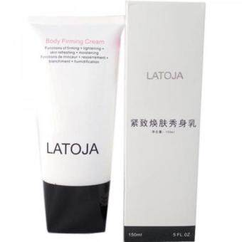 Harga Latoja Body Firming Cream For Slimming (150ml) - 100% Authentic with Security Sticker 防伪贴