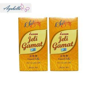 Harga Luxor Gamat Jelly 350ml x 2