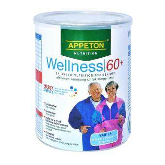 Harga Appeton Wellness 60plus 900g