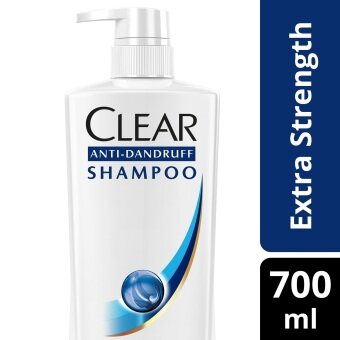Harga Clear Extra Strength Anti-Dandruff Shampoo 700 ml