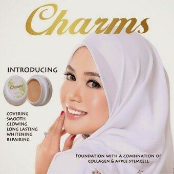 Harga Charms Foundation White Dolly