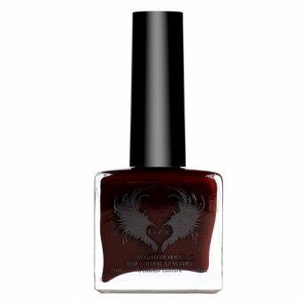 Harga LACC Nail Lacquer (1940 Burgundy Red)