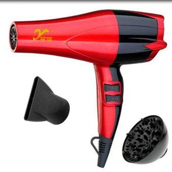 Harga 3000W Professional Hair Dryer Anion subtle water ions Conditioner thermostat AC Motor Salon&Home Use Hair Drier