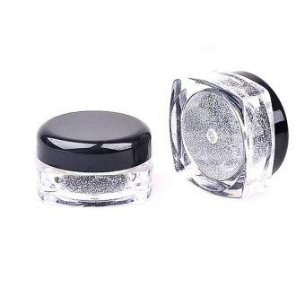 Harga Electroplating Magic Mirror Powder Colorful Silver Laser Glitter Powder Nail Art Nail Powder Decorations Nail Glitter