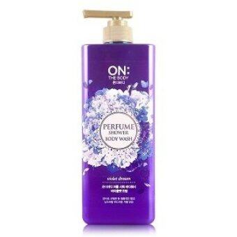 Harga ON: THE BODY Perfume Shower Body Wash 900g - Violet Dream