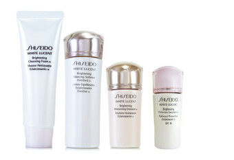 Harga SHISEIDO White Lucent Trial Set 3