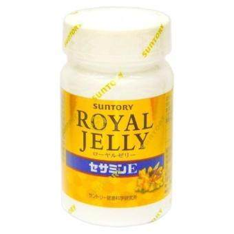 Harga Suntory Royal Jelly Sesamin E 30days Made In Japan