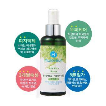 Harga Muloreun Korean Best-Selling Hair Loss Prevention and Helping Hair Growth Tonic Spray. 150 ml