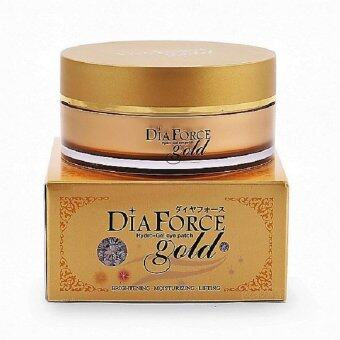 Harga Miskin Dia Force Gold Hydro Eye Patch