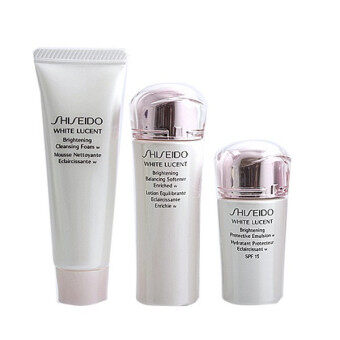Harga Shiseido White Lucent Set 1