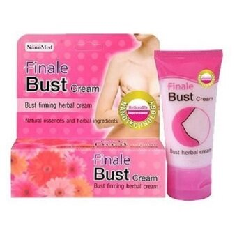 Harga NanoMed Finale Bust Cream 30g buy 1 free 1
