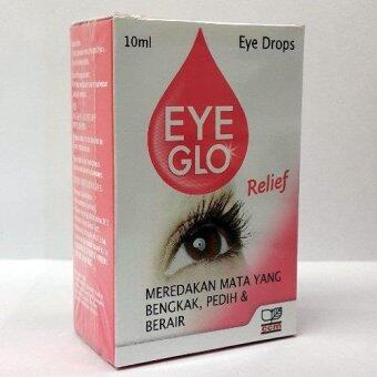 Harga Eye Glo Relief Eyes Drops 10ml