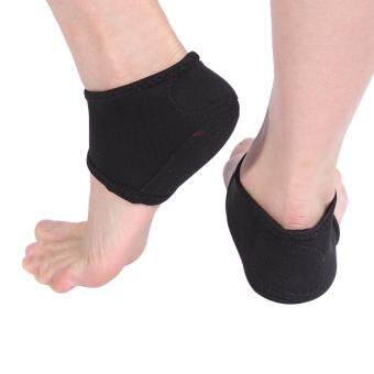 Harga 1 Pair Plantar Fasciitis Foot Pain Relief Sleeve Wrap Ankle Care Support Heel Protective Socks