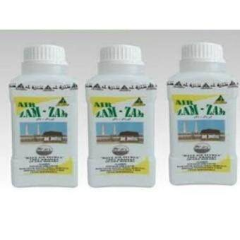 Harga Al Ejib Air Zam Zam 500ml x 3
