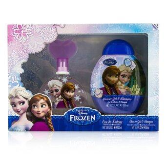 Harga Air Val International Disney Frozen Coffret: Eau De Toilette Spray 100ml/3.4oz + Shower Gel & Shampoo 300ml/10.2oz 2pcs