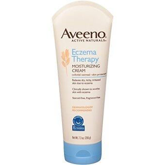 Harga Aveeno Eczema Therapy Moisturizing Cream, 7.3 oz./ship from USA / Flyingcoco
