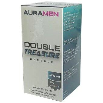 Harga Auramen Double Treasure Capsules by Aura Men