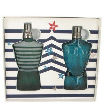 Harga PRE ORDER [09.07.2017] Jean Paul Gaultier By Jean Paul Gaultier Gift Set -- 125ml EDT 0 After Shave For Men