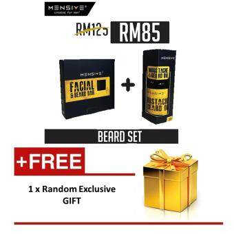 Harga [NEW] Mensive Beard Set with extra gift