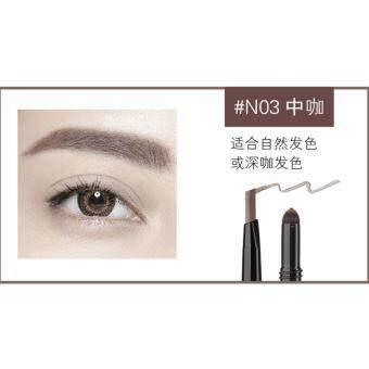 Harga MAXDONA 3 in 1 Eyebrow Pencil - Code 03 BROWN