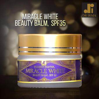 Harga DR IRMA MIRACLE WHITE BEAUTY BALM (16GM)