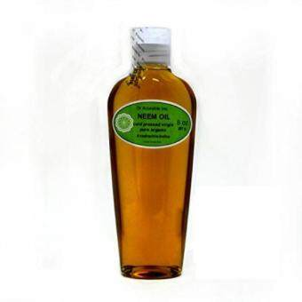 Harga Neem Oil Organic Pure Cold Pressed by Dr. Adorable 8 oz