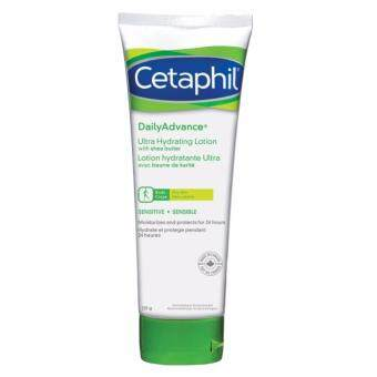 Harga CETAPHIL DAILYADVANCE ULTRA HYDRATE LOTION 24H 85G
