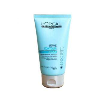 Harga L'Oreal Professionnel Serie Expert Wave Contour Leave-in Cream 150ml [L309]