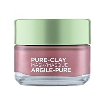 LOréal Paris Pure Clay Mask Exfoliate And Refine Pores, 1.7 oz.
