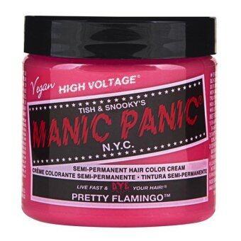 [MANIC PANIC] PRETTY FLAMINGO / SEMI-PERMANENT HAIR COLOR CREAM /HAIR DYE